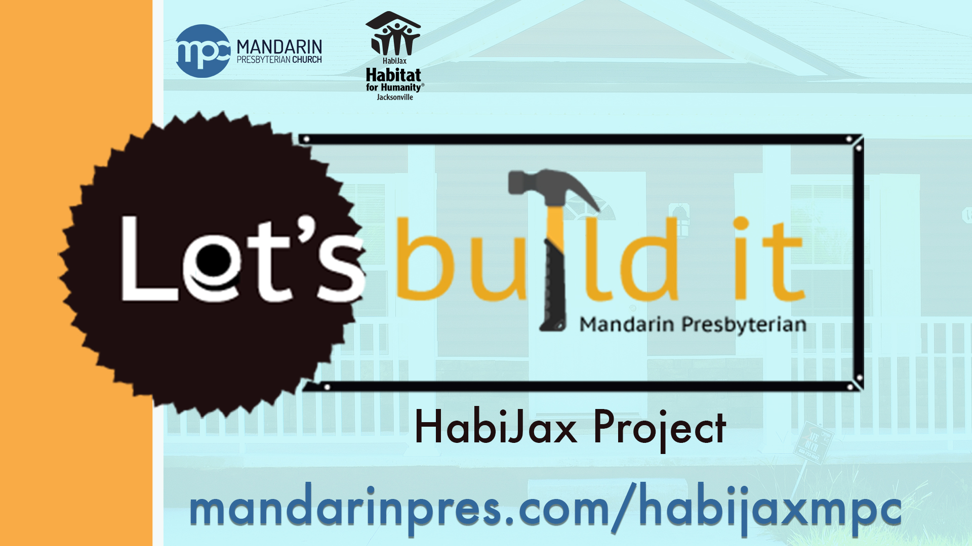 Let's Build It! Campaign